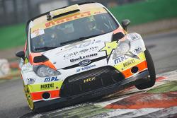 Alessandro Perico und Moreno Morello, Ford Fiesta