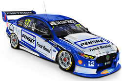 New livery for Scott Pye, DJR Penske Racing