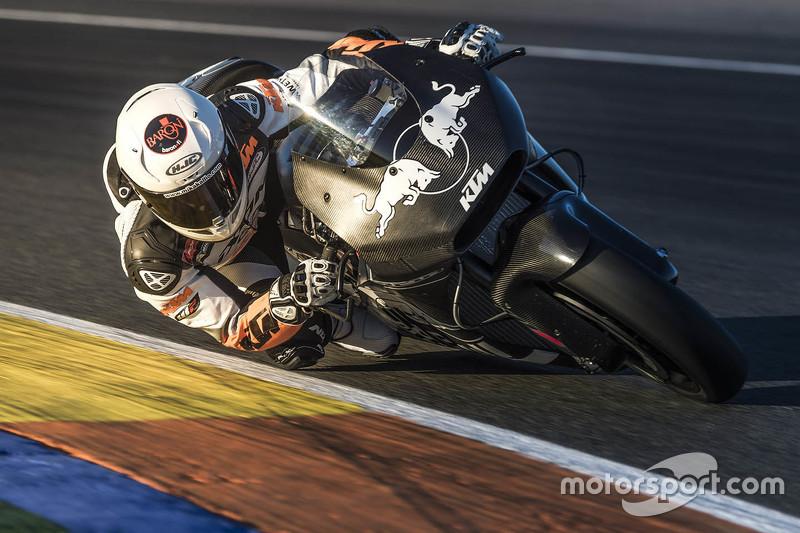 Mika Kallio, KTM RC16