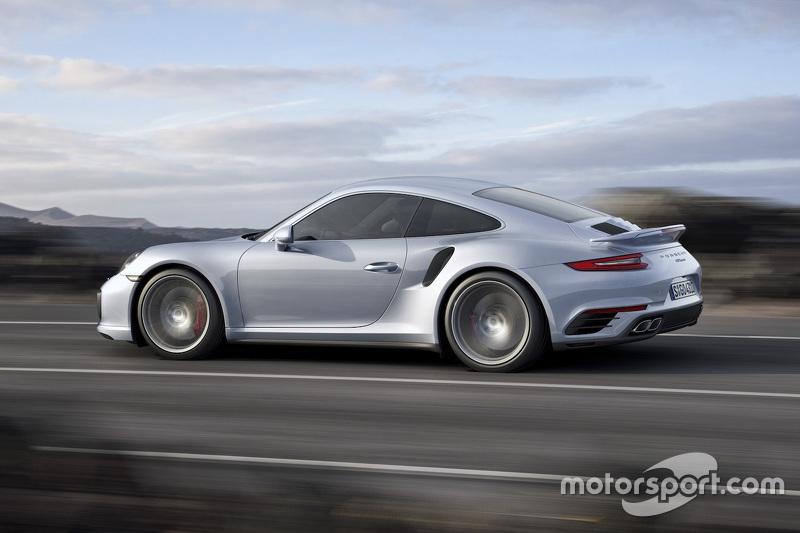 Der neue Porsche 911 Turbo