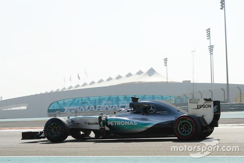 Pascal Wehrlein, Mercedes AMG F2