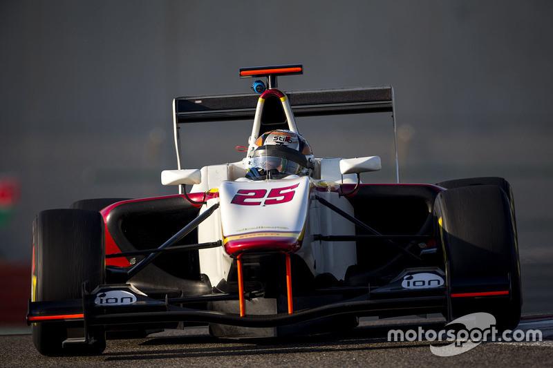 Махавір Рагунатан, Campos Racing