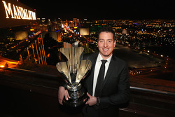 2015 NASCAR Sprint Cup Series champion Kyle Busch, Joe Gibbs Racing Toyota