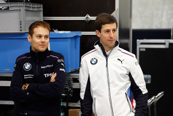 Tom Blomqvist and Alexander Sims