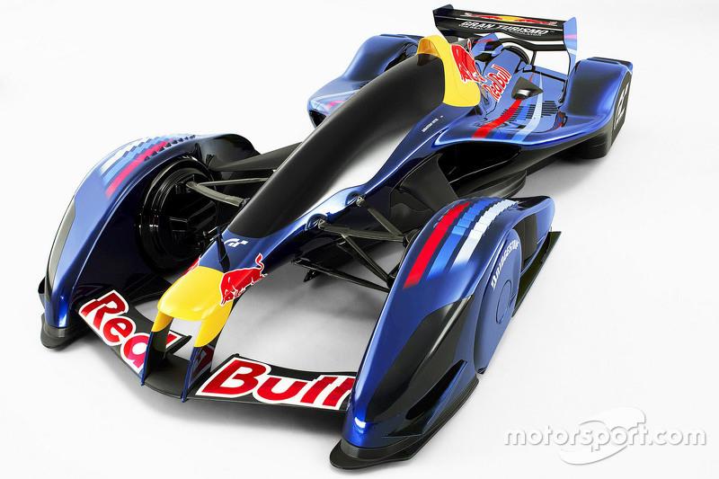 Formel-1-Designstudie: Red Bull (2010)