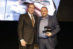 Алан Гоу, президент туринговой комиссии FIA и Ив Маттон