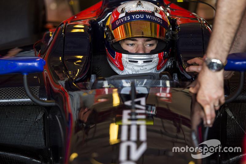 П'єр Геслі, Prema Racing