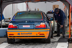 #14 Technik HQ Autosport BMW 330d: Peter Hopelain, Neil Daly, Will Rodgers, Joey Jordan, Richard Cohn-Lee