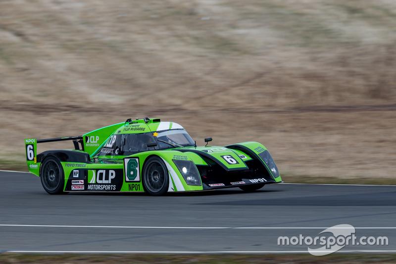 #6 CLP Motorsports, Elan/NASA NP01