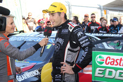 Rick Kelly, Nissan Motorsports with the media