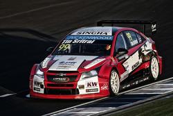 Тин Сритрай, Chevrolet RML Cruze TC1, Campos racing