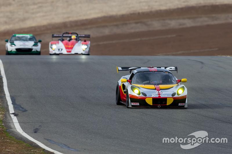 #25 V/M Racing, Lotus Exige