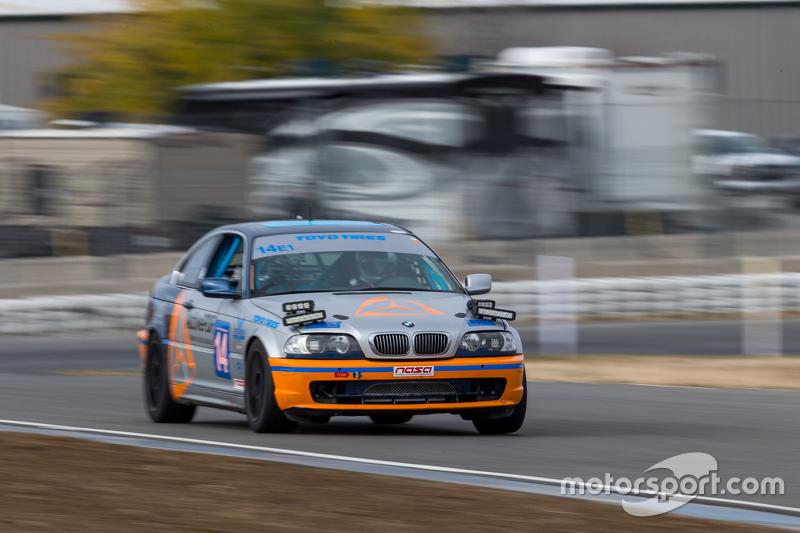 #14 Technik HQ Autosport, BMW 330d: Peter Hopelain, Neil Daly, Will Rodgers, Joey Jordan, Richard Cohn-Lee
