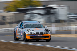 #14 Technik HQ Autosport BMW 330d: Peter Hopelain, Neil Daly, Will Rodgers, Joey Jordan, Richard Cohn-Lee