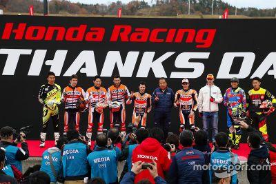 Fanevent bei Honda Racing