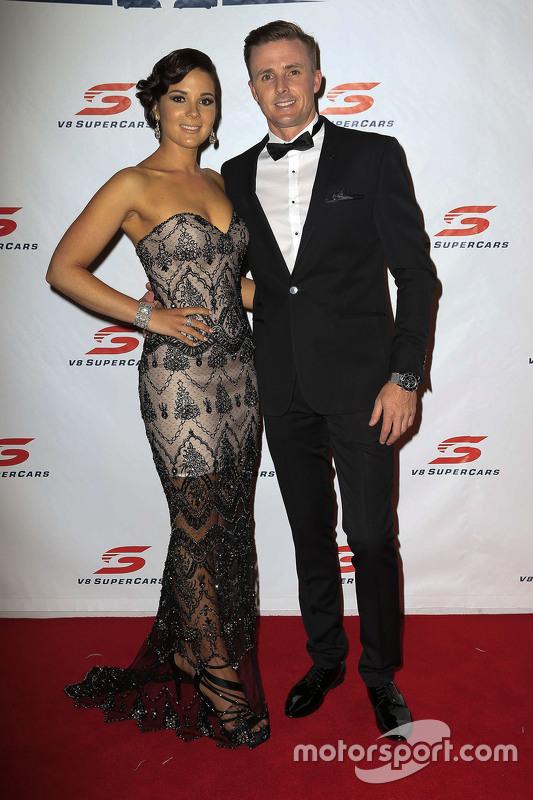 Марк Вінтерботтом, Prodrive Racing Australia Ford з дружиною Рене Вінтерботтом