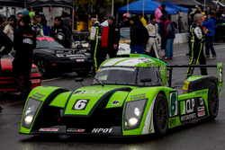 #6 CLP Motorsports Elan/NASA NP01: Pat O'Keefe
