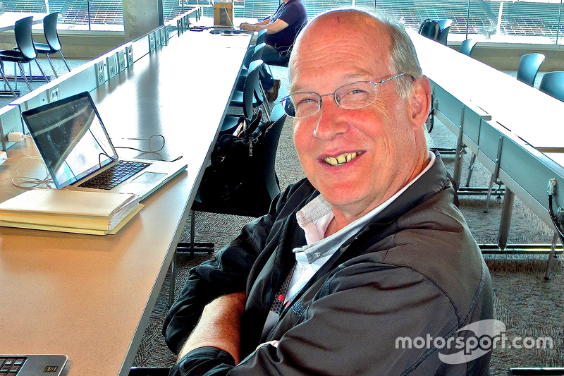 T.E. McHale, American Honda motorsports manager