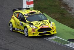 Giacomo Ogliari та Johann Zoller, Ford Fiesta