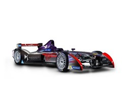 DS Virgin Racing, la livrea natalizia