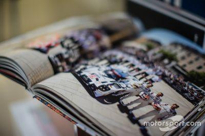 Porsche Victory 2015 book