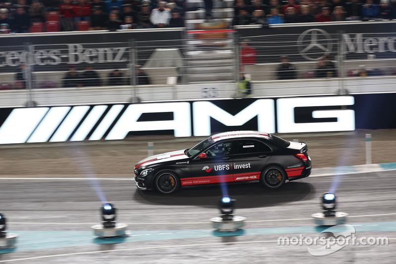 Mercedes-AMG C 63 S
