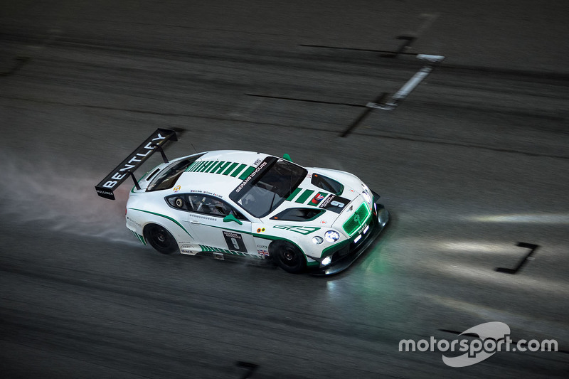 8. #9 Bentley Team M-Sport Bentley Continental GT3: Guy Smith, Vincent Abril, Steven Kane