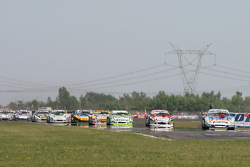 Martin Ponte, Nero53 Racing Dodge, Juan Martin Trucco, JMT Motorsport Dodge, Agustin Canapino, Jet R