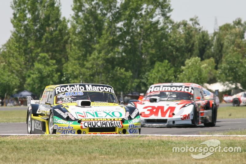 Матіас Россі, Donto Racing Chevrolet, Маріано Вернер, Werner Competicion Ford