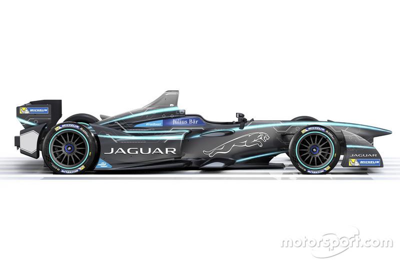 Presentación de Jaguar en la Fórmula E