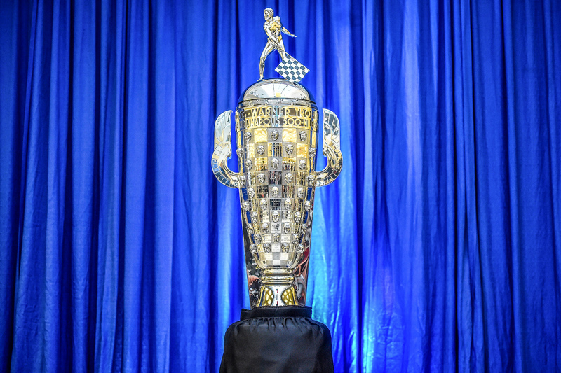 Die Borg-Warner Trophy