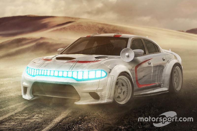 Han Solo Millennium Falcon, Dodge Charger Hellcat