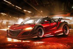 Darth Maul, Honda NSX