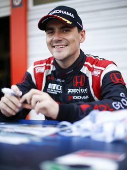 Норберт Михелиц, Zengo Motorsport