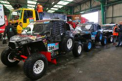Team Polaris Xtreme Plus during Le Havre scrutineering