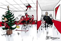"L'humeur de Cirebox - Quand Marchionne ""terrifie"" Ferrari"