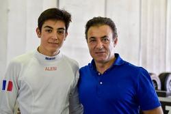 Giuliano Alesi et Jean Alesi