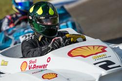 #2 Fittipaldi: Vitor Meira, Dennis Derani, Christian Fittipaldi