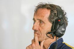 Ален Прост, Renault e.Dams