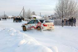 Иван Смельцов, Subaru Impreza WRX STi