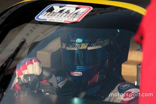 Onroak Ligier JS P3 testing