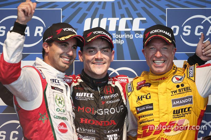 Mehdi Bennani, Sébastien Loeb Racing, Norbert Michelisz, Zengo Motorsport ve Tom Coronel, ROAL Motorsport