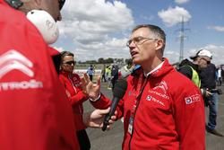 Carlos Taveres, Chairman oManaging Board dari PSA Peugeot Citroën