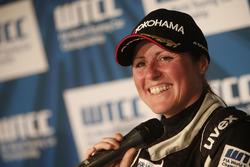 Pressekonferenz: Sabine Schmitz, Chevrolet RML Cruze, ALL-INKL_COM Munnich Motorsport