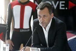 Прес-конференція: François Ribeiro, Eurosport Events MotorСпортивний директор
