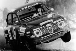 Эрик Карлссон, SAAB 96 Rally