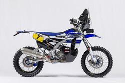 Yamaha factory riders presentation