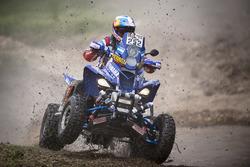 #252 Yamaha : Marcos Patronelli