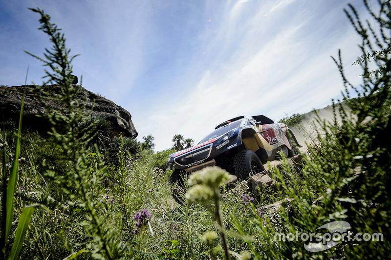 Сириль Депре и Давид Кастера, Peugeot