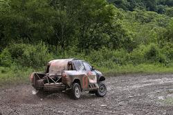 #307 Toyota: Vladimir Vasilyev, Konstantin Zhiltsov